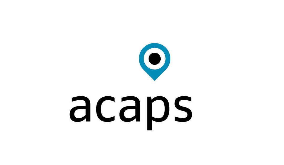 ACAPS Introduction à l'analyse des besoins humanitaires