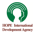 Hope International Development Agency Logo