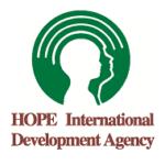 Hope International Development Agency Logo