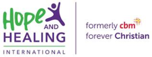 Logo Hope and Healing International
